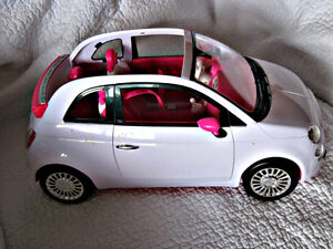 BARBIE ~ PINK & WHITE CAR Kitchener / Waterloo Kitchener Area image 3