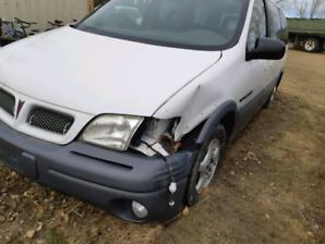 1998 White Pontiac Montana Van Parts Only