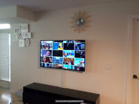 TV Wall Mount Installation Service. 416-700-6001