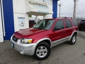 2007 Ford Escape XLT V6, Extra Clean, No Accidents, 130,913 Kms
