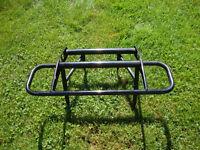 ATV push bar/bumper