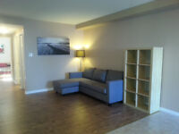Gorgeous 1 bdrm apartment in great area - close to Hwy7/8