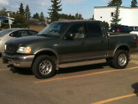 2002 Ford F -150 King Ranch