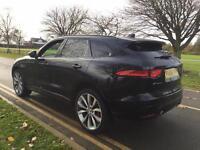 2016 Jaguar F-Pace 3.0 Supercharged V6 S (AWD) 5dr