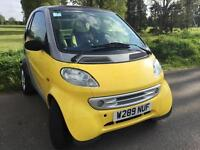 Smart ForTwo 0.6 Passion Low Miles