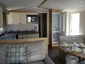 Modern Family Holiday Home - choice of pitch - 2 bed - fab twin room layout