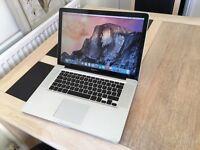 "Apple MacBook Pro ""Core 2 Duo"" 2.66 15"" (Unibody) A1286 Late 2008"