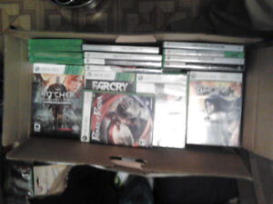 Xbox 360 and extra system peices