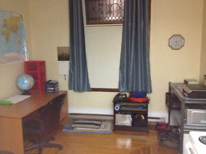 Summer sublet - furnished 1br apt for $500/mth - near Queen's