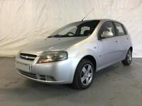 2007 CHEVROLET KALOS 1.2 SE Hatchback 5d 1150cc