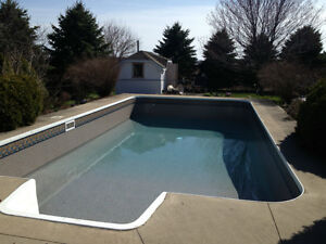 Swimming pool liners and installation London Ontario image 10