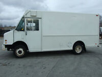 2002 Freightliner MT45 - Food Trucks or Contractors - Diesel