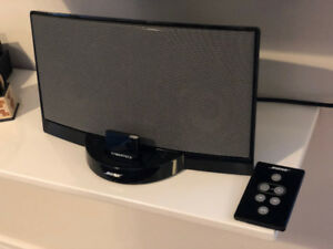 Bose Sound Dock with Bluetooth adapter