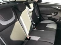 2013 Ford Focus 1.6 TDCi 115 Zetec 5dr FULL SERVICE HISTORY COMPANY CAR DRIVES S