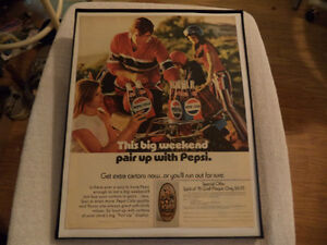 OLD CLASSIC PEPSI AND OTHER SOFT DRINKS ADS Windsor Region Ontario image 6