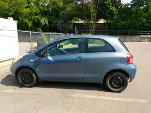 2008 Toyota Yaris *reduced price* *great condition*