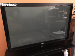 (Mint) 42'' Samsung Plasma for sale