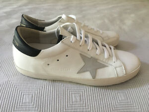 Golden Goose Deluxe Brand Superstar Sneakers NEW