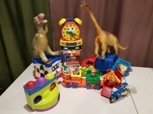 Lots of Toys for Toddlers