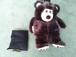 WARM BUDDY BEAR WITH HEATER PAC