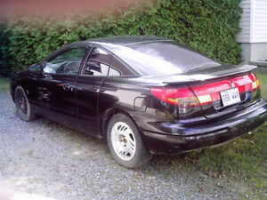 1999 Saturn S-Series Coupé (2 portes)