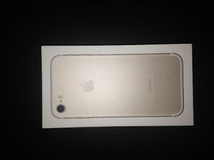 IPHONE 7,  BRAND NEW IN BOX