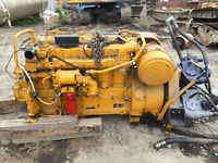 Cat 3306 engine low hours