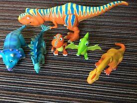Dinosaur Train Toy Bundle