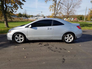 2009 Honda Civic LX Coupe *Certified & E-tested* w Winter Tires!