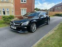 2016 Mercedes-Benz CLS 2.1 CLS220d AMG Line G-Tronic+ (s/s) 4dr Coupe Diesel Aut