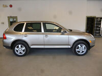 2004 PORSCHE CAYENNE S! 340HP! ONLY 123,000KMS! ONLY $16,500!!!!