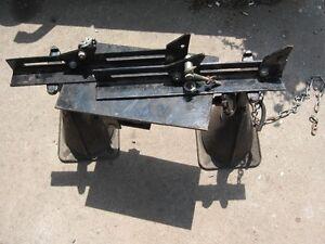 transmission  floor jack adapter