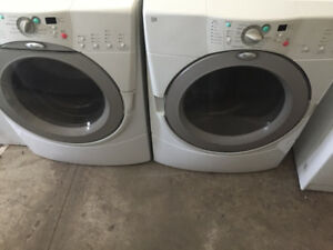 Whirlpool Front Load Washer/Dryer Set