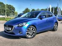 2017 Mazda 2 1.5 Sport Nav 5dr Auto HATCHBACK Petrol Automatic