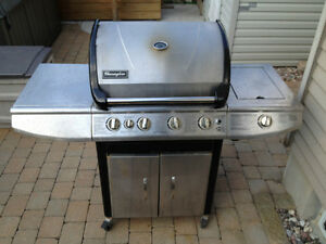 Stainless Steel BBQ Barbecue + Accessories