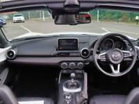 2016 Mazda MX-5 Mazda MX-5 2.0 Sport Nav 2dr Convertible Petrol Manual
