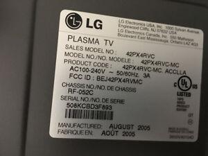lg plazma tv 42 inch