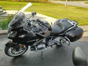 BMW R1200RT Fully Loaded