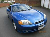 Hyundai Coupe 1.6 S PETROL MANUAL 2004/04