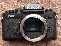 Nikon FM2 black