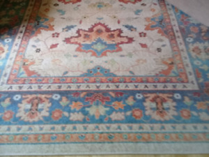 2 area rugs. 8' x 12'