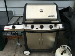 Great condition, BBQ