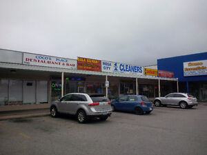 EGLINTON AND MIDLAND - Retail space for lease