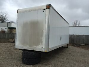 2006 24 FOOT VAN BODY FOR ONLY $3495 London Ontario image 2