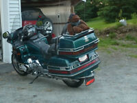 MOTO GOLD WING 1995    SPECIAL EDITION