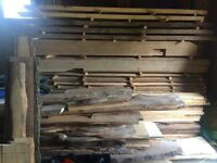 Air Dried & Reclaimed Lumber For Sale