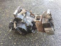 Honda mtx50 engine