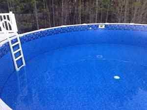installations de piscines