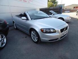 2007 Volvo C70 2.4 i SE Geartronic 2dr