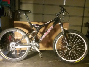 Stumpjumper specialized  Fsr xc